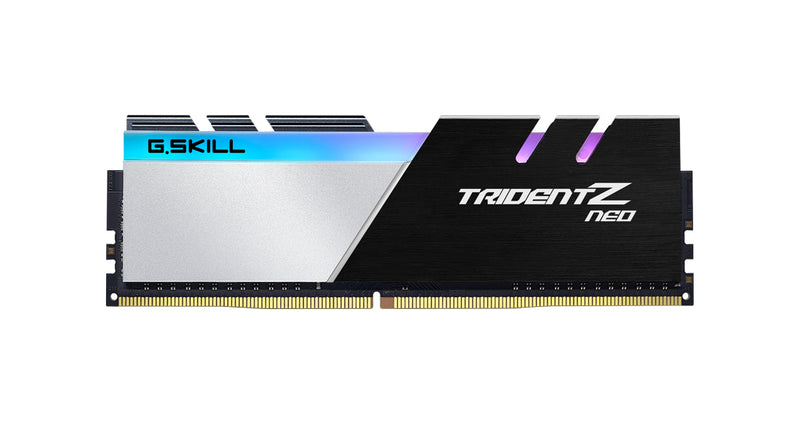 G.Skill TridentZ Neo Series DDR4  64GB kit 3600MHz CL16  Ikke-ECC