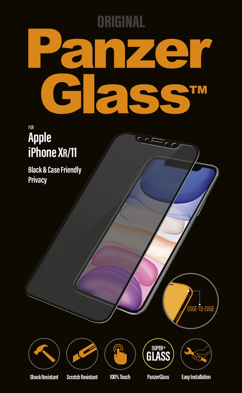 PanzerGlass Case Friendly sort for Apple iPhone 11, XR