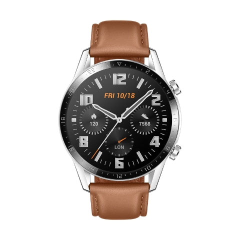 Huawei Watch GT 2 46 mm Sølv Smart ur