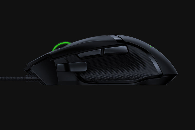 Razer Basilisk V2 Optisk Kabling Sort