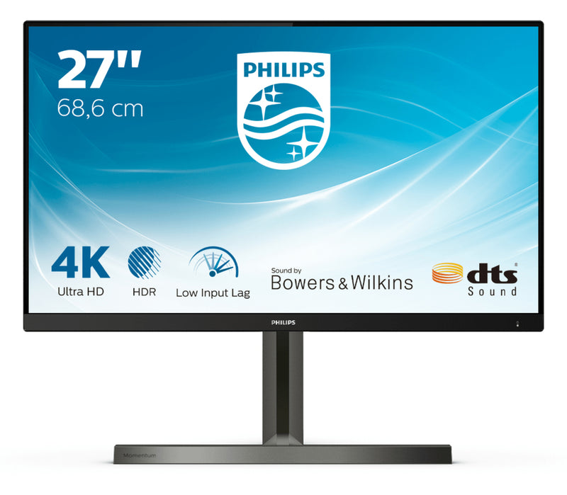 Philips Momentum 278M1R 27 3840 x 2160 HDMI DisplayPort 60Hz