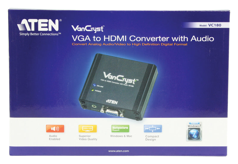 ATEN VC180 Video transformer