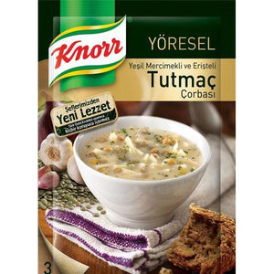 Knorr Traditional Tutmac Soup - 118 g
