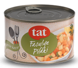 Tat White Beans in Tomato Sauce ( Can ) - 400g