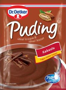 DR OETKER PUDDING CACAO-PUDDING KAKAOLU 24X156 GR