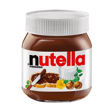 NUTELLA GLASS  15X400GR