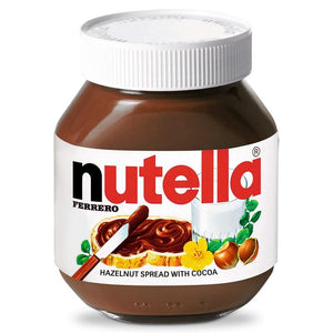 NUTELLA GLASS  12X750GR