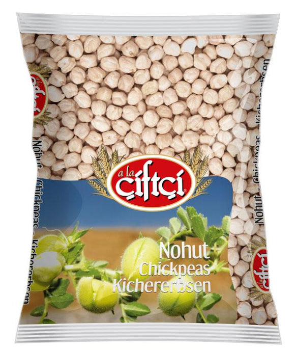 Ala Ciftci White Chickpeas 8mm - 1 kg