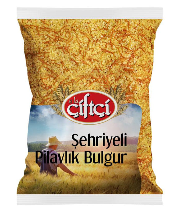Ala Ciftci Course Boulgour with Noodle - 1 kg