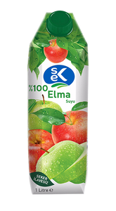 Sek 100% Apple Juice - 1000ml