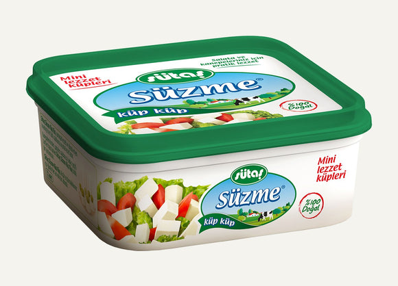 Sutas Strained Cubes White Cheese - 200g