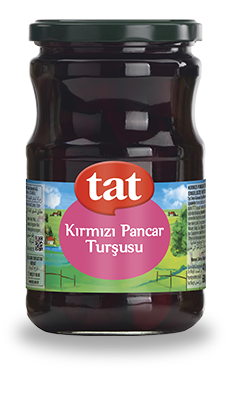 TAT PICKLED RED BEETS / KIRMIZI PANCAR TURSUSU 12X720 CC