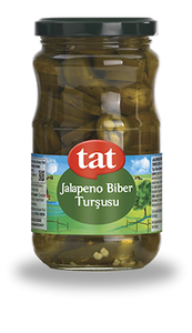 Tat Jalapeno Pepper Pickles - 370g