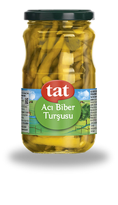 Tat Hot Pepper Pickles - 370g
