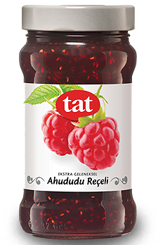 Tat Extra Traditional Raspberry Jam - 380g