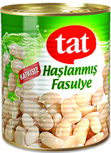 Tat Boiled White Beans ( Can ) - 800g
