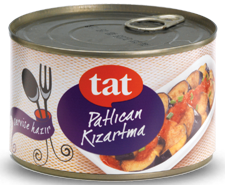 Tat Fried Eggplant ( Can ) - 400g