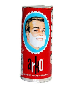 ARKO SHAVING CREAM SENSITIVE /  TRAS KREMI SENSITIVE 72X100 ML