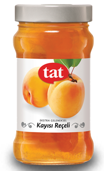 Tat Extra Traditional Apricot Jam - 380g