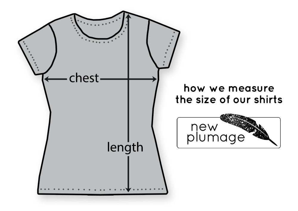 women's shirt measurement guide
