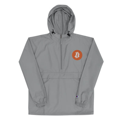 Bitcoin Logo Jacket - satstackers