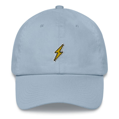 Bitcoin Lightning Bolt Hat - satstackers