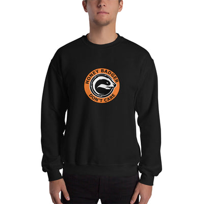 Honey Badger Don't Care Sweatshirt - satstackers