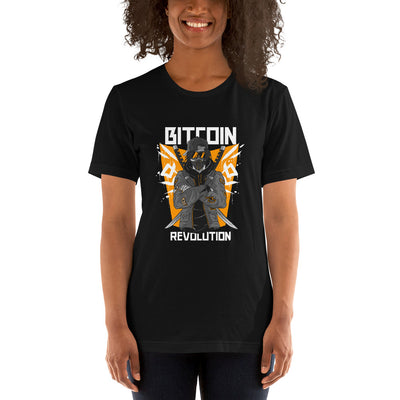Bitcoin Revolution T-Shirt - satstackers