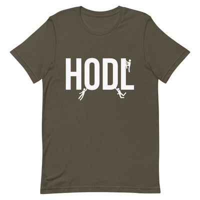 HODL T-Shirt - satstackers
