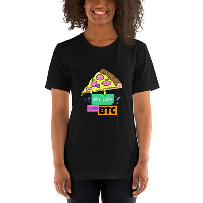 Bitcoin Pizza Day T-Shirt - satstackers