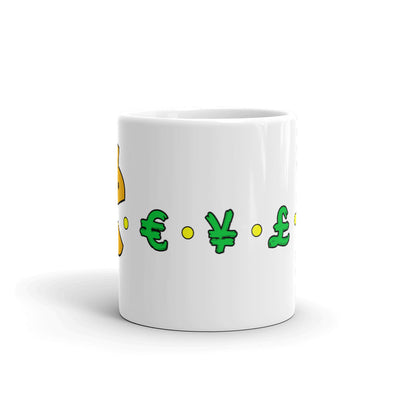 Bitcoin Bit-Man Mug - satstackers