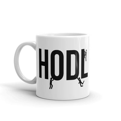 HODL Mug - satstackers
