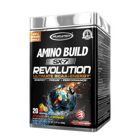 MuscleTech Amino Build SX7 Revolution [388g]