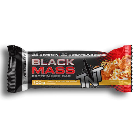 TNT Black Mass Protein MRP Bar [100g]