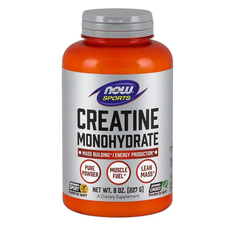 Creatine Monohydrate NOW Foods Sports Creatine Monohydrate [227g]