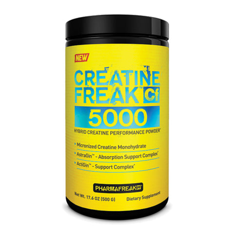 Pharmafreak Creatine Freak 5000 [500g]