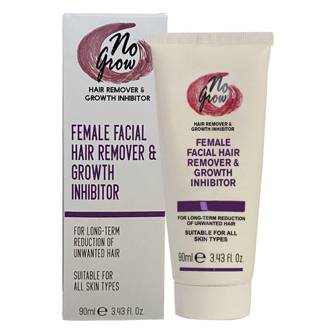 No Grow Female Facial Hair Remover & Growth Inhibitor [90ml]