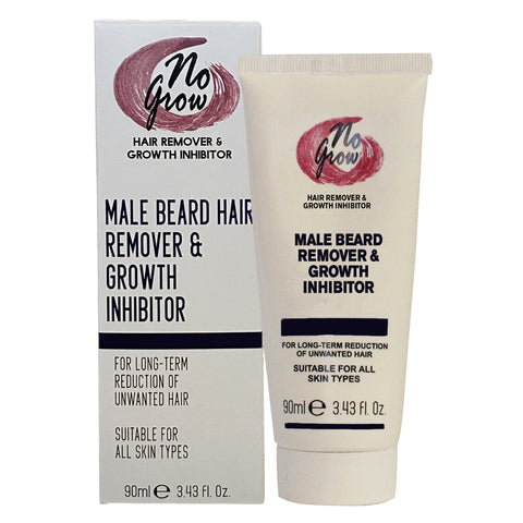 No Grow Male Beard Remover & Growth Inhibitor [90ml]