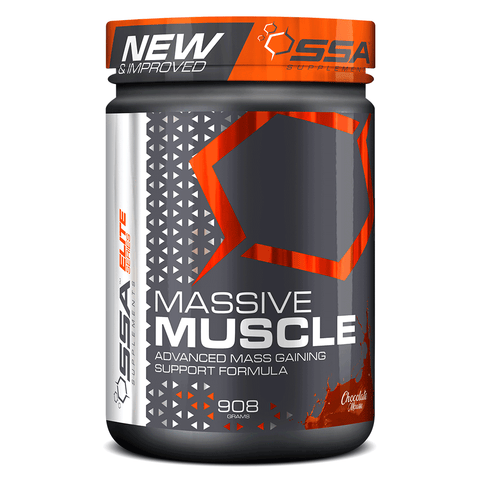 SSA Supplements Massive Muscle [900g]