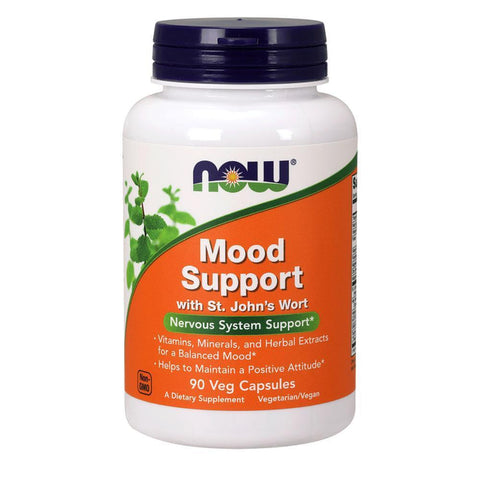 Nootropic NOW Foods Mood Support [90 Caps]