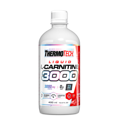 Nutritech Thermotech Liquid L-Carnitine 3000 [400ml]