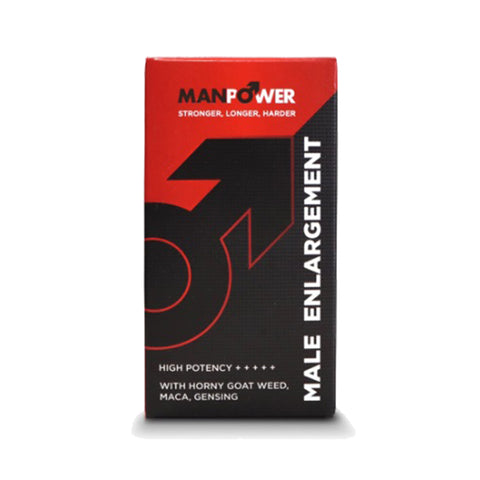 ManPower Male Enlargement [30 Tabs]