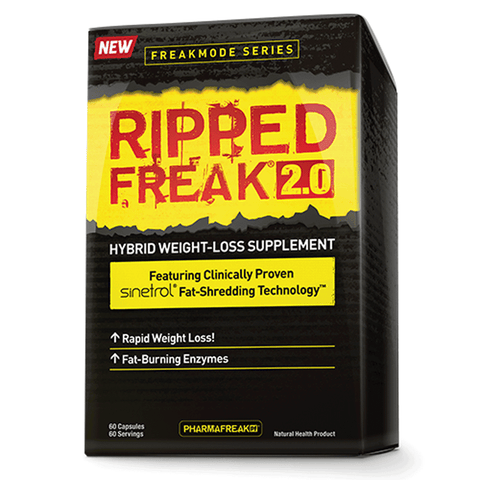 Pharmafreak Ripped Freak 2.0 [60 Caps]