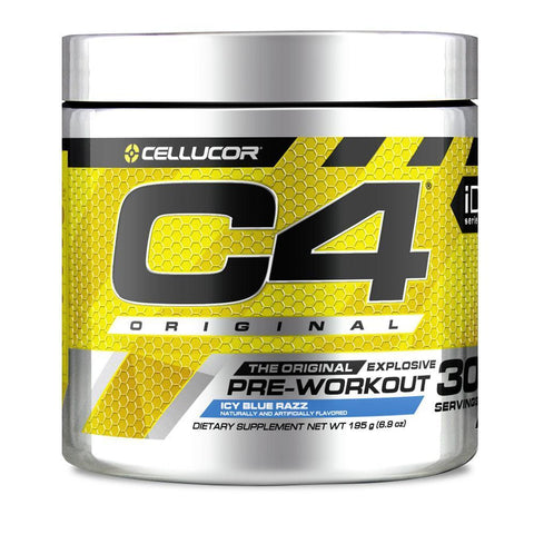 Stimulant Based Pre-Workout Cellucor C4 [190g]
