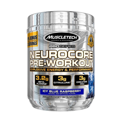 MuscleTech Neurocore Pre-Workout [220g]