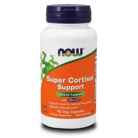 Vitamins & Minerals NOW Foods Super Cortisol Support [90 Caps]