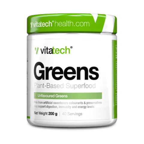 Vitatech Greens Powder [200g]