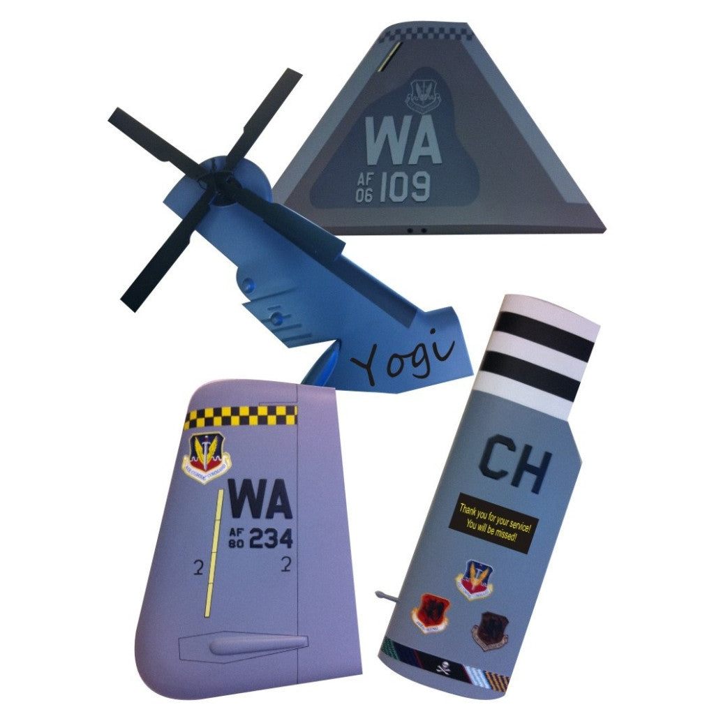 Model Aircraft & Tailflashes