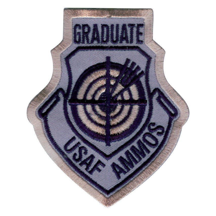AMMOS EMBROIDERED PATCH