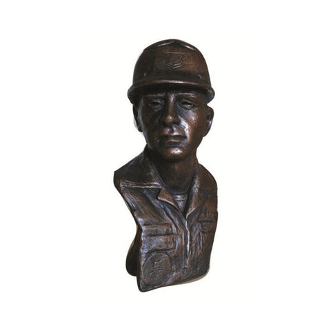 CIVIL ENGINEER BUST